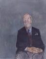 William Stephen Ian Whitelaw, Viscount Whitelaw, by Humphrey Ocean (Humphrey Anthony Erdeswick Butler-Bowdon) - NPG 6223
