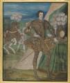 Robert Devereux, 2nd Earl of Essex, attributed to studio of Nicholas Hilliard - NPG 6241