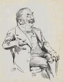 Harry Braustyn Hylton Hylton-Foster, by Harry Furniss - NPG 6251(27)