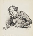 Benjamin Disraeli, Earl of Beaconsfield, by Harry Furniss - NPG 6251(4)