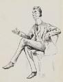 Ernest Holman Clark, by Harry Furniss - NPG 6251(11)