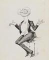 Harold Crichton-Browne, by Harry Furniss - NPG 6251(12)