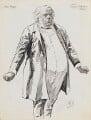 John Bright, by Harry Furniss - NPG 6251(8)