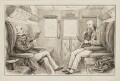 William Ewart Gladstone; Robert Gascoyne-Cecil, 3rd Marquess of Salisbury, by Harry Furniss - NPG 6251(21)