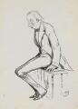 Henry Vincent Higgins, by Harry Furniss - NPG 6251(24)