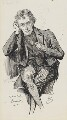 Charles Lamb, by Harry Furniss - NPG 6251(34)
