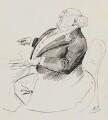 Sir Edward Letchworth, by Harry Furniss - NPG 6251(35)