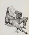 Arthur Chudleigh Lillies, by Harry Furniss - NPG 6251(37)