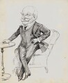 Sir Milsom Rees, by Harry Furniss - NPG 6251(50)