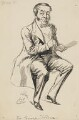 Sir George Rose, by Harry Furniss - NPG 6251(52)