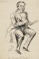 Sir George Rose, by Harry Furniss - NPG 6251(52)