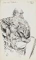 Charles Darwin, by Harry Furniss - NPG 6251(16)