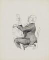 Sir William Henry Weldon, by Harry Furniss - NPG 6251(65)