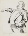 Edmund Hodgson Yates, by Harry Furniss - NPG 6251(69)