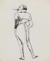 Unknown man, by Harry Furniss - NPG 6251(72)