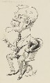 H.B. Hooper, by Harry Furniss - NPG 6251(26)