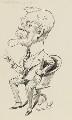 H.B. Hooper, by Harry Furniss - NPG 6251(26)