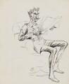 Edward Matthey, by Harry Furniss - NPG 6251(39)