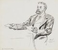 E.J. Milliken, by Harry Furniss - NPG 6251(41)