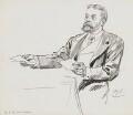 E.J. Milliken, by Harry Furniss - NPG 6251(41)