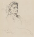 Edmund Blunden, by Reginald John ('Rex') Whistler - NPG 6254