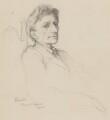 Edmund Blunden, by Reginald John ('Rex') Whistler - NPG 6254