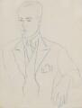 Sir Harold Mario Mitchell Acton, by John Banting - NPG 6255