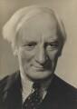 William Henry Beveridge, 1st Baron Beveridge, by Helen Muspratt - NPG P566
