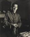Paul Nash, by Helen Muspratt - NPG P571