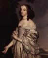 Probably Mary, Princess of Orange, studio of Gerrit van Honthorst - NPG 1534