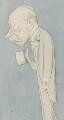 King George V, by Sir Henry Maximilian ('Max') Beerbohm - NPG 6308