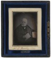 Sir Marc Isambard Brunel, by Unknown photographer - NPG P578