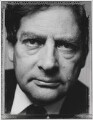 Nigel Lawson, Baron Lawson of Blaby, by Nick Sinclair - NPG P563(25)
