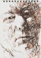 Seamus Heaney, by Ross Wilson - NPG 6262(4)