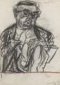 George Alfred Brown, Baron George-Brown, by Feliks Topolski - NPG 6327