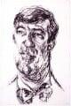 Stephen Fry, by Maggi Hambling - NPG 6323