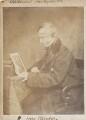 Mark Napier, by W.E. Cattley - NPG P607