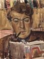 Kingsley Amis, by Gordon Stuart - NPG 6334