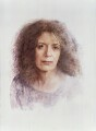 Dame Anita Roddick, by Sara Rossberg - NPG 6335