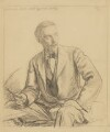 Charles March Gere, by Francis Dodd - NPG 6340