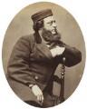 Oliver François Xavier Sarony, by Oliver François Xavier Sarony - NPG P613