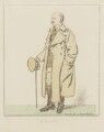 (Frederic) Rudolph Lambart, 10th Earl of Cavan, by George Belcher - NPG 6346