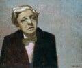 Sir Angus Frank Johnstone Wilson, by Ann Langford Dent - NPG 6349