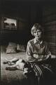 Isabel Colegate, by Sally Soames - NPG P639