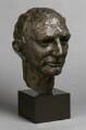 Sir (John) Grahame Douglas Clark, by Dame Elisabeth Jean Frink - NPG 6355