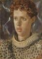 Dylan Thomas, by Augustus Edwin John - NPG L213