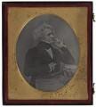 Sir John Frederick William Herschel, 1st Bt, by John Jabez Edwin Mayall - NPG P660