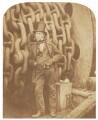 Isambard Kingdom Brunel, by Robert Howlett - NPG P662