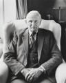 Charles Montague Fletcher, by Nick Sinclair - NPG P674