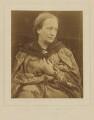 Julia Margaret Cameron, by Henry Herschel Hay Cameron (later The Cameron Studio) - NPG P696